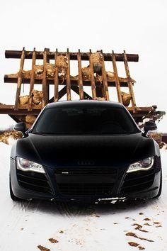 Angry Audi