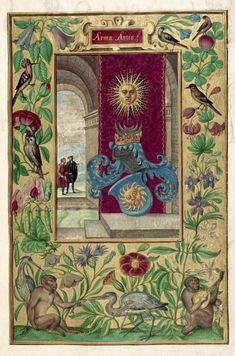 Splendor Solis (Germany, 1582)