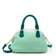Biennial Tricolore medium satchel