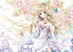 Manga Anime, Manga Girl, Anime Art Girl, Anime Fairy, Anime Angel, Beautiful Anime Girl, I Love Anime, Character Inspiration, Character Design