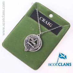 Craig Clan Crest Pen