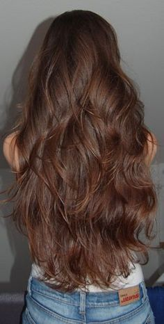 for ideas ideas when growing out fringe hair ideas updo ideas in pakistan ideas for 5 year old hairstyle ideas 2018 hairstyle ideas ideas for wedding guest Long Hair V Cut, 1920s Long Hair, Long Brown Hair, Light Brown Hair, Haircuts For Wavy Hair, Cool Haircuts, Cool Hairstyles, Hairstyle Ideas, Updo Hairstyle