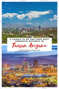 Tucson is an incredibly romantic city filled with unique things to do that combine natural beauty, vibrant culture, and a thriving arts scene. Drawing on our combined 24 years of living in Tucson, including journeying from our first date to marriage, we know a thing or two about the Tucson dating scene. Read on for nine incredibly romantic things that you can only do in Tucson, sure to make your heart swoon. #Tucson #romanticgetaway #Arizona #couplestrip Usa Travel Guide, Travel Usa, Travel Guides, Travel Tips, Romantic Vacations, Romantic Getaway, Romantic Travel, Visit Usa, Usa Cities