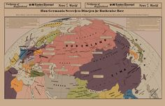 Alternate History Weekly Update: Map Monday: The Grand War by PlatoonSgt