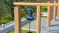 How To Install Wire Balustrade - Lag Swage Bottlescrew System