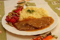 Bravčové plátky na kari - Recept pre každého kuchára, množstvo receptov pre pečenie a varenie. Recepty pre chutný život. Slovenské jedlá a medzinárodná kuchyňa