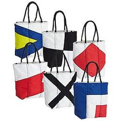 The Container Store > Sailcloth Tote by reisenthel®