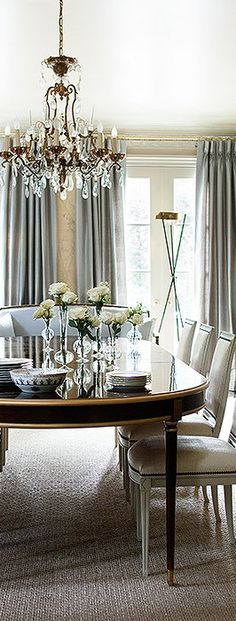 Small Dining Rooms That Save Up On Space  Small Spaces Pendants Mesmerizing Small Dining Room Interior Design Decorating Inspiration