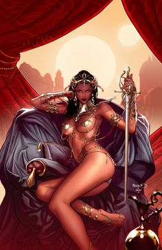 Dejah Thoris | ... Dejah Thoris (88) 2011 WoM - Dejah Thoris (30) 2010 Warlord of Mars