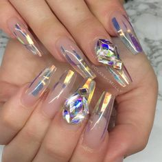 """1,312 Likes, 3 Comments - Ugly Duckling Nails Inc. (@uglyducklingnails) on Instagram: """"Beautiful nails by @classicmully ✨Ugly Duckling Nails page is dedicated to promoting quality,…"""""""