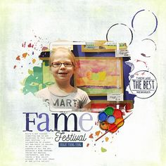 Fame Festival by bessysue581 at @studio_calico