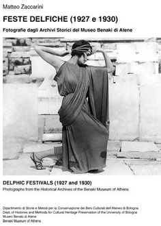 Matteo Zaccarini, Delphic Festivals (1927 and 1930) | Meduproject – For Cultural Heritage Projects