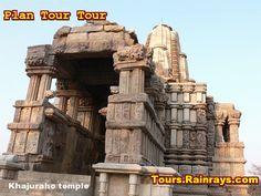 Tourist Attraction India: Khajuraho Temple