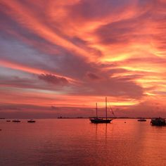 Breathtaking sunsets on the menu daily at Shangri-La's Villingili Resort & Spa, #Maldives.