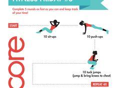 Fitness Friday #8 http://www.tina4mynt.jeunesseglobal.com/