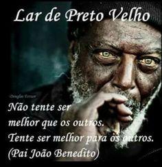 Sabedoria de Preto Velho.