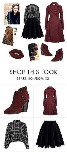 """""""A Day with H.S."""" by kalijaah on Polyvore featuring Mode, rag & bone, Harris Wharf London und Chicwish"""