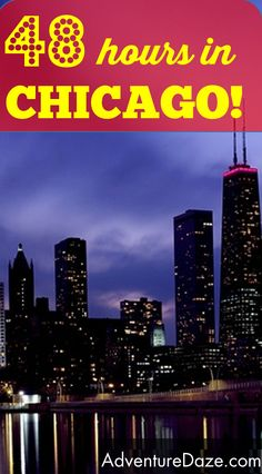 Traveling to Chicago? Check out our guide: from deep dish to the Bean to the Art Institute/ Click to see more!
