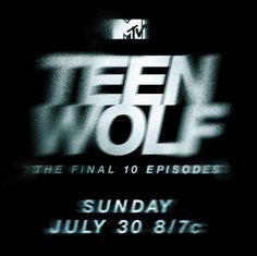 The official Teen Wolf season 6B release date!!!