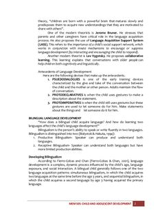 Linguistic and literacy development of children and adolescents Jerome Bruner, Language Acquisition, Language Development, Caregiver, Adolescence, Literacy, Stress, Motivation, Children