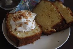 Piña Colada Pound Cake! how2video now live! Check it out.
