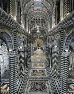 Sienna Cathedral, Italy