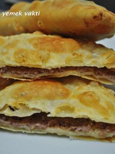 En İyi Yemek Tarifleri Sitesi-Yemek Vakti: Çiğ Börek