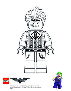 Finish Drawing The Joker Find This Pin And More On LEGO Batman