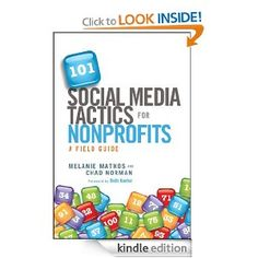 Good advice for nonprofits just getting started with social media