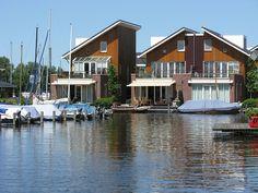 Vakantiepark de Meerparel Uitgeest appartement benedenwoning 6persoons vakantiesvoorgrotegezinnen