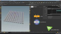 Using Chops for Retime animation in Houdini