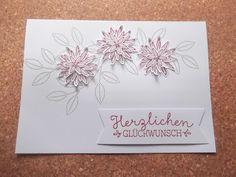 Sconebeker Stempelscheune - Stampin up Sets : Wunderbare Worte, So dankbar,