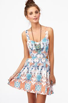 Ohhh cute! Next order from Nasty Gal may have to include this dress