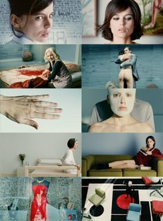 """Face swapping film #1 """"the skin I live in"""""""