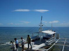 Banka, Island-hopping, Cebu, Philippines.