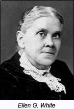 Picture of Ellen G. White
