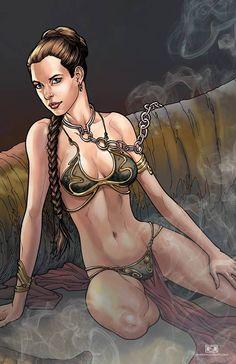 Star wars female slaves naked galleries 936