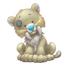 No 148 – Sebastian the Sabre Tooth Tiger – Sebastian is the loveable sabre tooth tiger. Don't be fooled by his big teeth, he's just a big old softy! Cartoon Drawings, Animal Drawings, Cartoon Art, Tatty Teddy, Friends Drawing, Baby Animals, Cute Animals, Teddy Bear Images, Blue Nose Friends