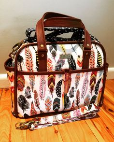Love This Diaper Bag Belle Ny Swoon Patterns By Brookeelizabethbags