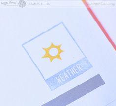 Planner Add-on: Weather 2 Stamp Set