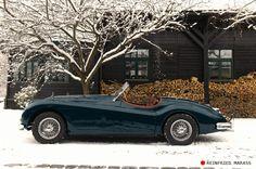 Jag XK convertible