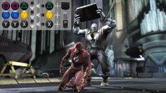 Con los combos Bread and Butter podrás competir con los seres más poderosos del universo... ni siquiera Flash es lo suficientemente rápido para esquivarlos.