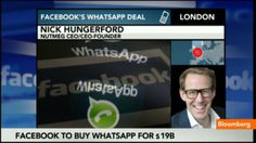 WhatsApp Shows How Phone Carriers Lost Out on $33 Billion - Bloomberg