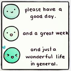 ENJOY LIFE!!! :)