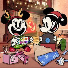 Mickey Mouse Shorts, Mickey Mouse Art, Classic Mickey Mouse, Mickey Mouse And Friends, Disney Diy, Disney Love, Mikki Mouse, Disney Christmas, Cartoon Wallpaper
