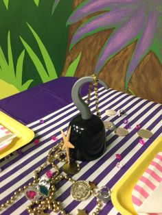 """Photo 7 of 19: Jake and the neverland pirates girl party / Birthday """"Emmerson's 6th Pirate Party"""" 