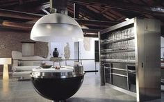 Cucine Gatto: Sheer, la cucina hi-tech del futuro - Sheer, la cucina avvenieristica disegnata e realizzata dal brand italiano Gatto cucine. Immafini, informazioni e gli ultimi dettagli su questo originale prodotto di design contemporaneo.
