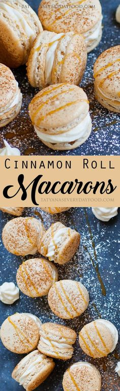 10 Super Tasty Macaron Recipes on Pinterest - delicious dessert option for a party or birthday!