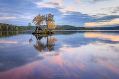 Озеро Таватуй, Средний Урал.