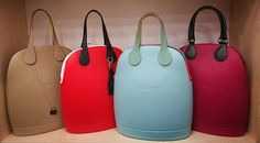 O Bag, Purses, Skincare, Clock, Cosmetics, Accessories, Wraps, Totes, Blue Prints